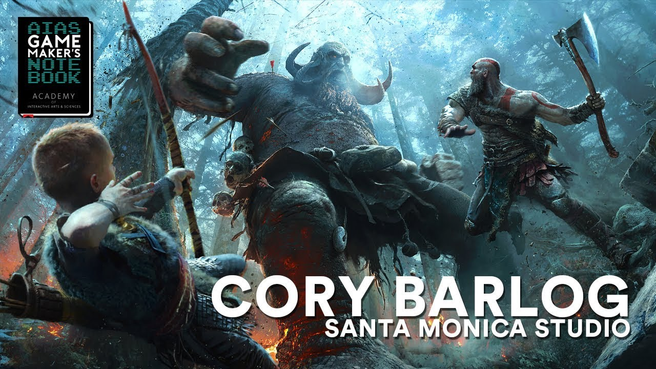 Download God of War's Cory Barlog - The AIAS Game Maker's Notebook