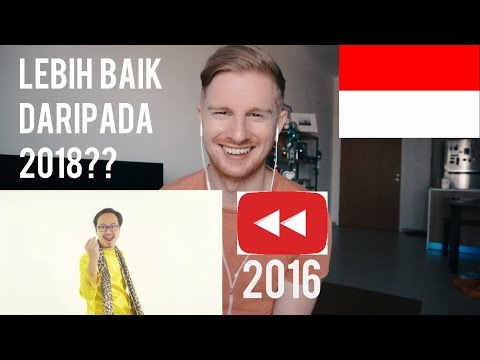Youtube Rewind INDONESIA 2016 - Unity in Diversity // REACTION