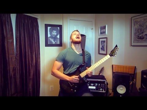 Teenage Mutant Ninja Turtles Theme Song (Original TMNT Show) [Rock/Metal Guitar Cover Remix]