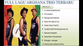 10 lagu batak arghana trio terbaru