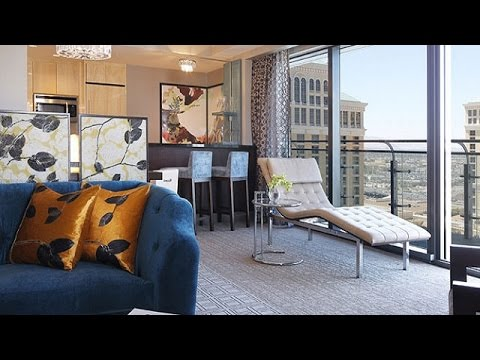wraparound terrace suite tour cosmopolitan of las vegas youtube