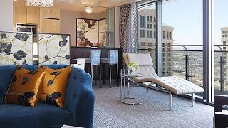 Wraparound Terrace Suite Tour - Cosmopolitan of Las Vegas