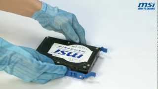 MSI® HOW-TO Install SATA HDD