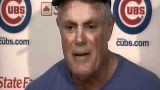 Lou Piniella Breaks Down During Retirement Press Conference