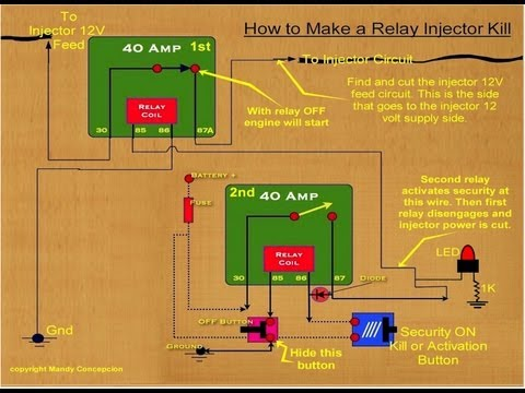 How to Do Alternator Relay Failure Circuit from YouTube · Duration:  4 minutes 42 seconds