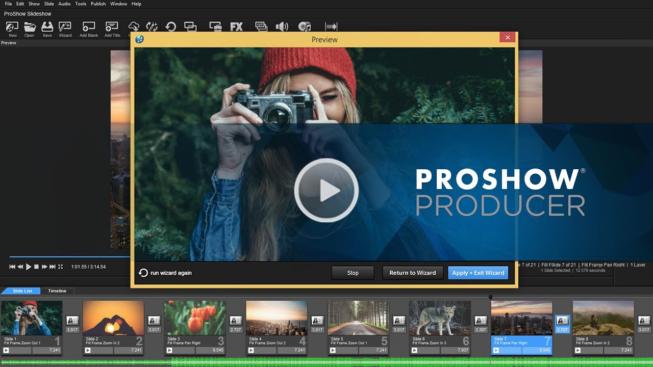 proshow production