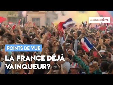 Coupe du monde: la France a-t-elle déjà gagné?
