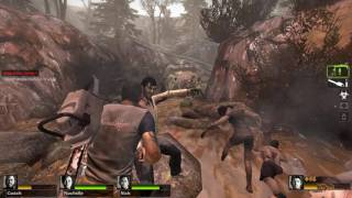 Left 4 Dead 2 (2009) PC Gameplay Cold Stream Campaign Part 4 Cut-Throat Creek The Finale