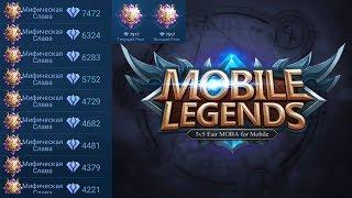 Как играет ТОП 1 Всех ТОПодинов 🏆 85% WR  - Mobile Legends