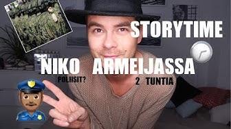 Storytime: OLIN KAKSI TUNTIA ARMEIJASSA!