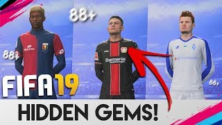 FIFA 19 BEST HIDDEN GEMS IN CAREER MODE!!! | FIFA 19 TOP TIPS!