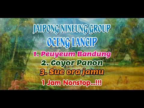 Jaipong Oceng Lancip // 1 Jam Full Nonstop