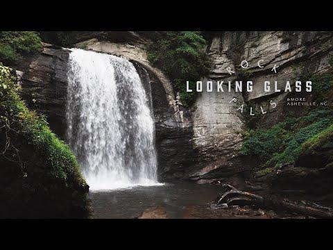 Asheville--Looking Glass Rock,