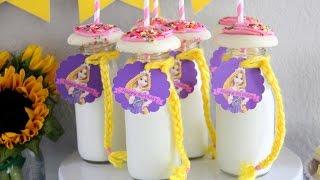 Rapunzel Birthday Party