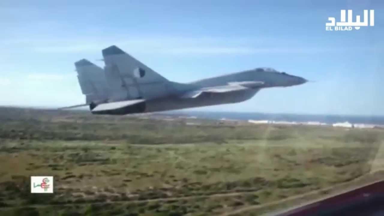 Su 30 MKA Flanker Algerian Air Force 2016 YouTube