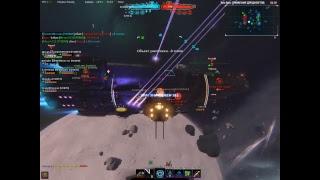 Star Conflict БзС STORM против рандома, НАСА и рандомного НАСА :)