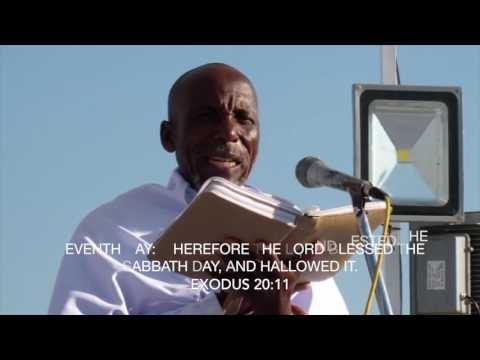 The Ten Commandments, The Lord's Prayer | Paul Mwazha of The African Apostolic Church
