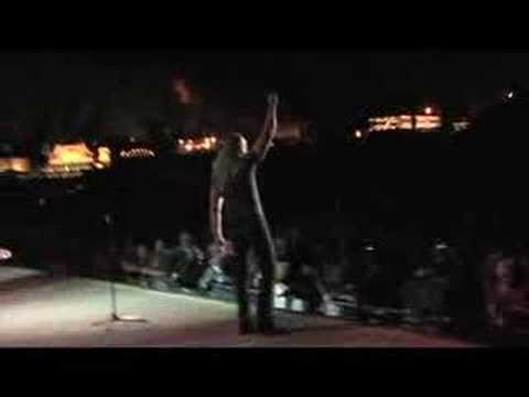Trace Adkins RAW- To The Fans