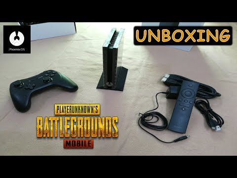 Phoenix One Console Unboxing And Complete Review , Gameplay With PUBG Mobile