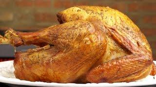 Smoked Turkey  TruBBQtv