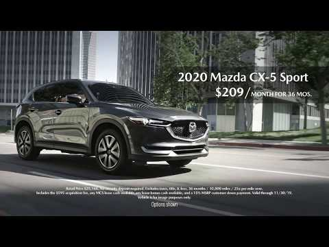 LEASE 2020 Mazda CX-9 Sport for ONLY $249/month | Mazda Tri-County