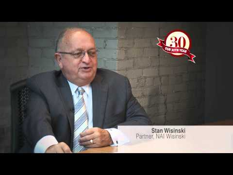 Grand Rapids Business Journal - 30 Years - Stan Wisinski - NAI Wisinski