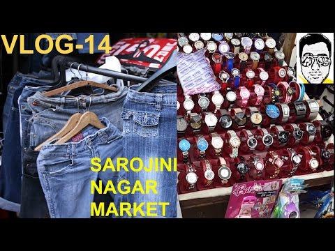 BEST BOYS/GIRLS CLOTHINGS [sarojini nagar market] DELHI || gaurav sharma vlog-14