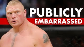 10 Fights That Publicly Embarrassed the UFC