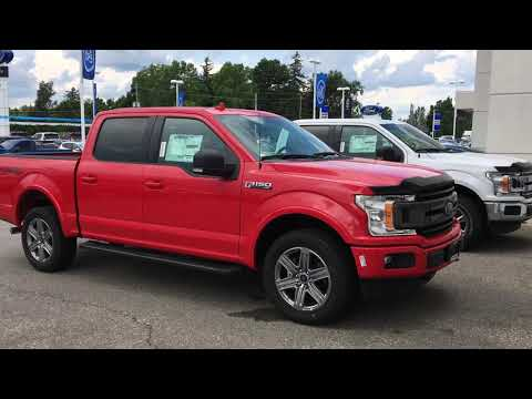 2018 Ford F-150 - Sport vs XTR Package - Part 1