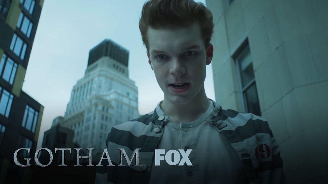Download The Maniax Make Their Message To Gotham Clear   Season 2 Ep. 2   GOTHAM