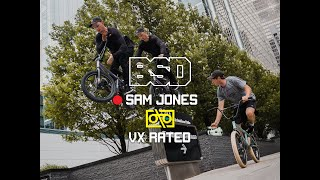 BSD BMX - Sam Jones VX Rated