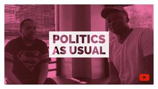 Politics As Usual - Episode.0: Streaming Wars