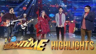 Its Showtime December Avenue, Six Part Invention, Jugs, Teddy, and KZ performance (Part 2)