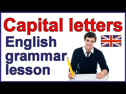 When to use capital letters | Capitalization rules