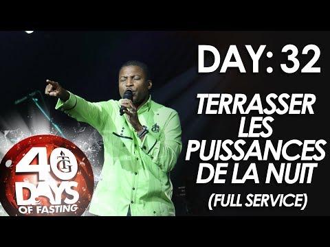 Pasteur Gregory Toussaint   40 DAY FAST - DAY 32   Terrasser les Puissances de la Nuit