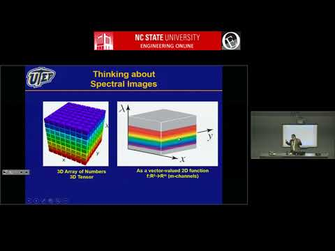 Models and Algorithms for Hyperspectral Image Processing