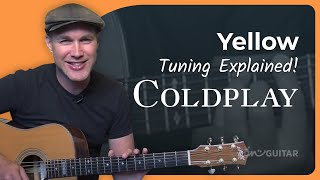 Download lagu How to play Yellow by Coldplay (Guitar Lesson SB-124)