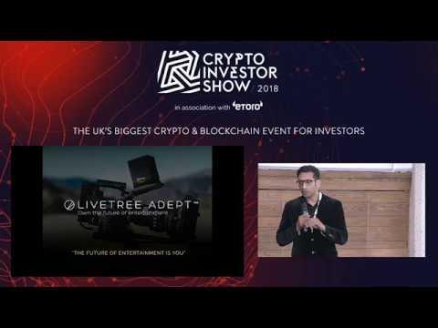 LiveTree Adept | KR1 Stage | Crypto Investor Show