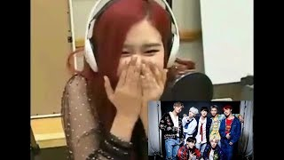 Rosé gets awkward after caught singing BTS songs!