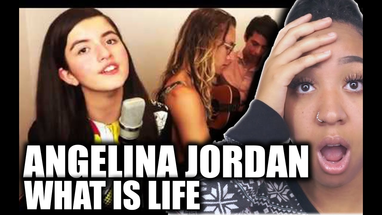 23 77 MB] Angelina Jordan - What Is Life (Acoustic