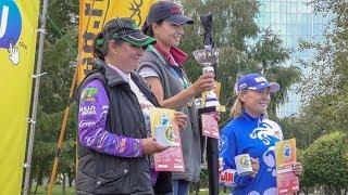 Рибалка! Кубок Ебісу 2019! Змагання з фідерної ловлі. Нагородження!