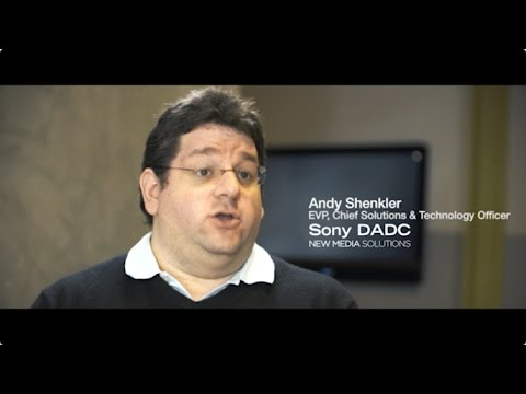 """Sony DADC New Media Solutions Migrates Media Supply Chain to the Cloud, Goes """"All In"""" on AWS"""