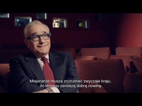 """Martin Scorsese - wywiad do filmu """"Milczenie"""""""