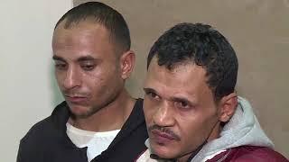 فيديو  اعترافات عصابة تخصصت في سرقة رواد البنوك بالإكراه