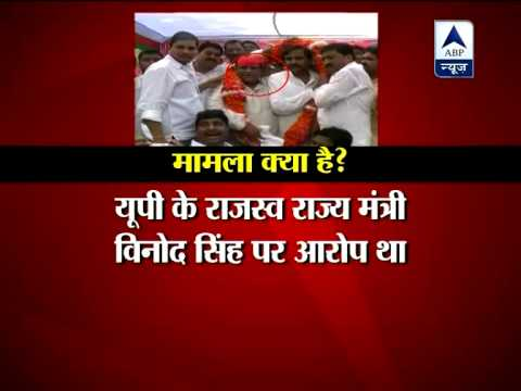 UP minister resigns, accused of abducting Chief Medical Officer
