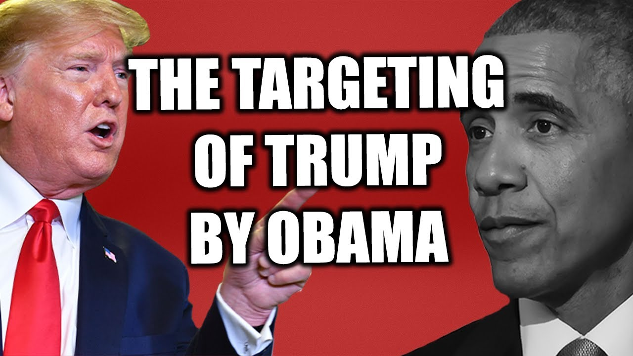 """Tom Fitton: Obama Gang Put Their """"Thumb on the Scale"""" in 2016 by Targeting President Trump"""