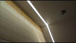 видео Выбираем вместе светодиодный светильник для ванной комнаты