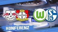 YT BUNDESLIGA KONFERENZ I Sonntagsspiele I 12.Spieltag