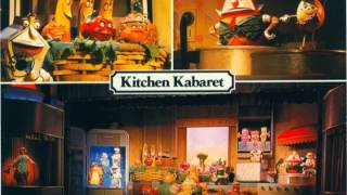 EPCOT Center- Futureworld- Kitchen Kabaret Line Queue Music Loop (2)