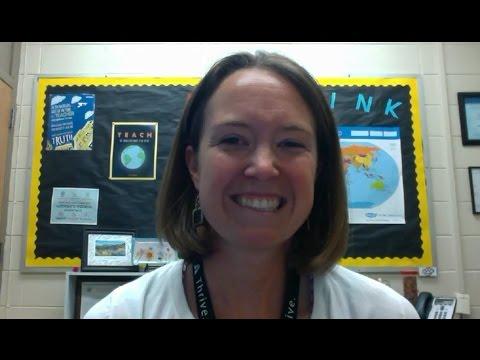 Video 3 -  Darcy Grimes, Marine Conservation